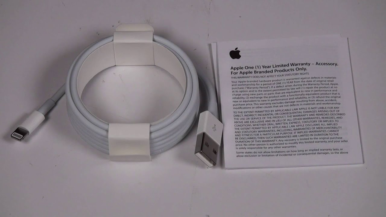 Apple Lightning To Usb Cable 2m Md819zma: Apple MD819ZM/A 2 Meter Lightning to USB Cable - YouTuberh:youtube.com,Design