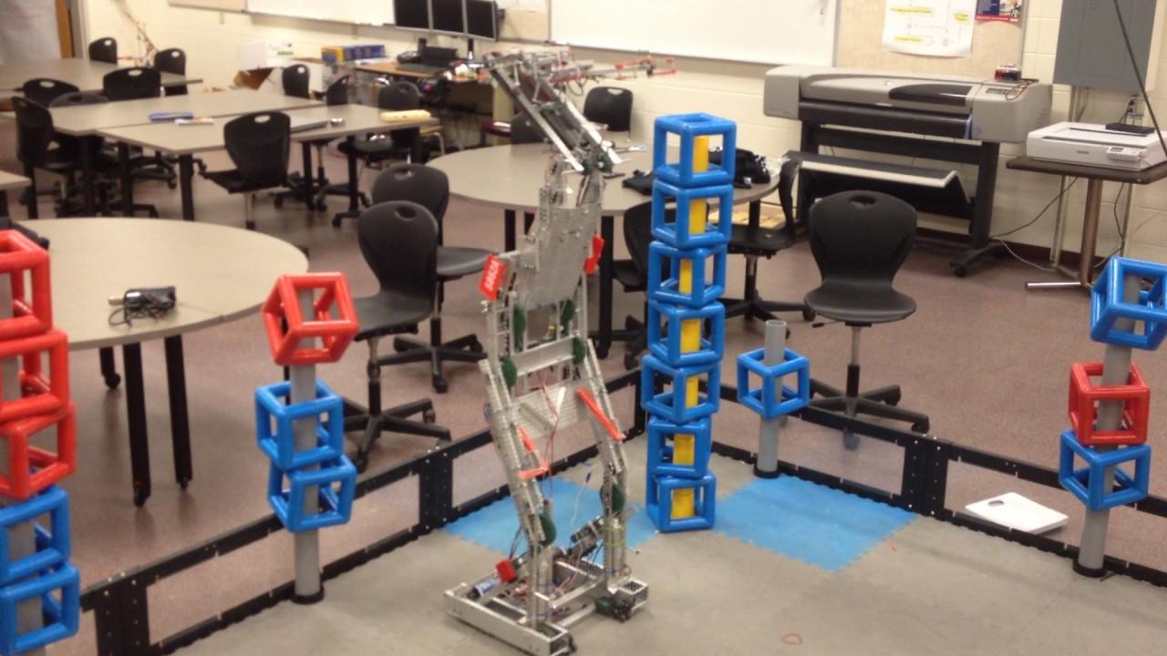 VEX In The Zone   2017 2018 VEX Robotics Competition Game Idea