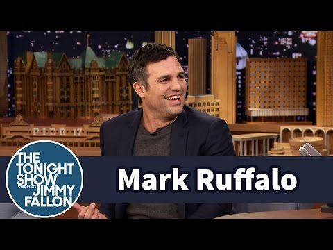 Mark Ruffalo Hulked Out on a Preschooler