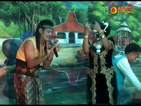 jaran goyang - kodok vs mimi tur - sandiwara lingga buana - bojongraong 24 juli 2017