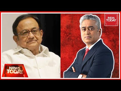 P Chidambaram Exclusive On Rahul Gandhi's Minimum Income Promise | News Today With Rajdeep Mp3