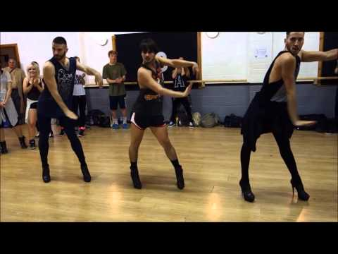 Watch These Guys In High Heels Flawlessly Dance To Beyonce