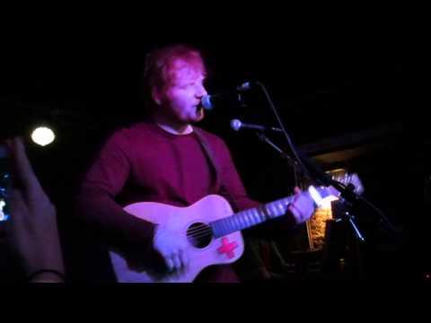 Grade 8 -  Ed Sheeran @ Mercury Lounge (New York) - 31/10/2013