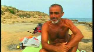¡sean connery desnudo en la playa nude in the beach