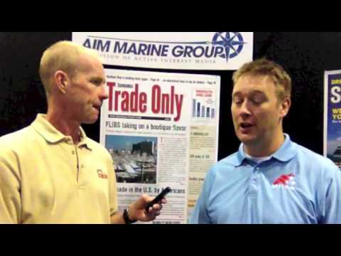 Marine Retailers Association president Matt Gruhn