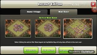 (Clash of clans)troll base