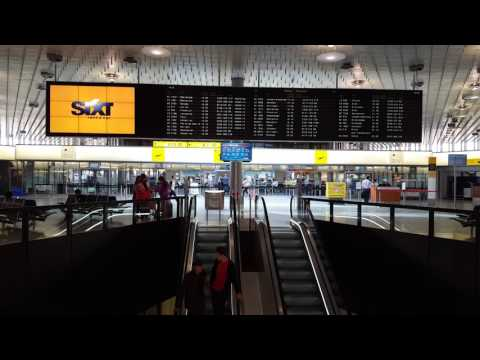 Hannover Airport Arrivals Departure Terminal A