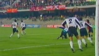 Foggia-Cesena 0-0 - Campionato Serie B 1996/'97 - Telecronaca secondo tempo