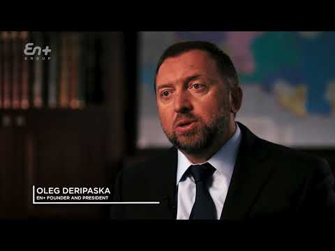 Oleg Deripaska on En+ Group for CNBC