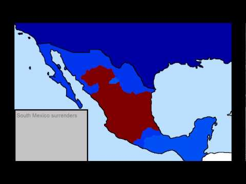 Alternate Future - The Second Mexican-American War