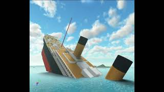 ROBLOX: Can You Survive the Sinking Titanic