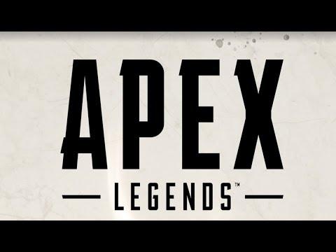 Apex Legends жёсткие катки и много топов ;D