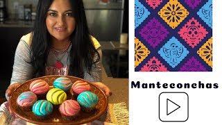 Manteconchas Mas Masa Twist (How To)
