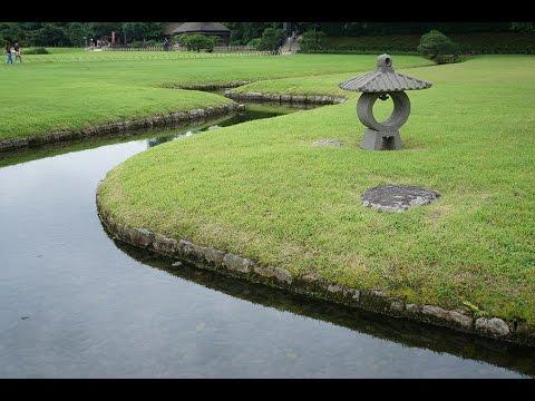 Korakuen Garden, Okayama in 4K 岡山後樂園