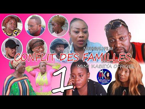 CONFLIT DES FAMILLES  I  NOUVEAUTE THEATRE CONGOLAIS EPISODE 1