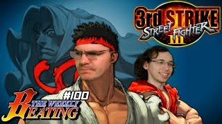 The Weekly Beating #100: Street Fighter III