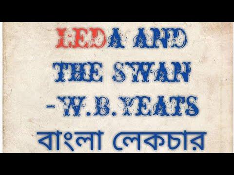 Leda And The Swan/ W.B. YEats