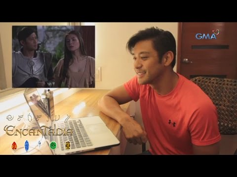 EXCLUSIVE: Rocco Nacino reacts to his audition video for 'Encantadia'