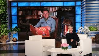 Channing Tatum Reads a Bedtime Story