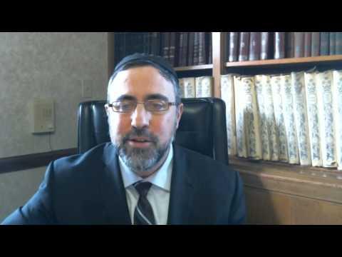 Video Vort - Vayera 5774 - Rabbi Etan Tokayer