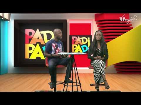 PADI PADI - Tori Ontop Ship Wey Carry 7000 Naija Pipu Go Italy   Wazobia TV