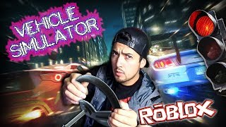 Peligro al VOLANTE !!! - #FastAndNoob | Roblox (Fahrzeugsimulator)