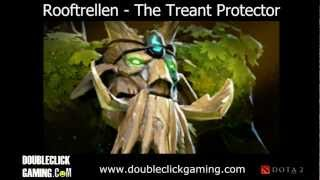 видео Rooftrellen  -  The Treant Protector (Дерево) - Гайд Dota 6.83c