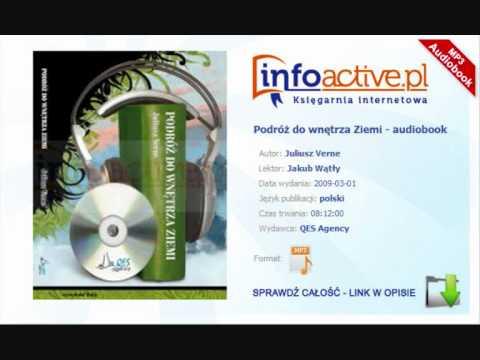Podróż do wnętrza Ziemi audiobook mp3 - Juliusz Verne