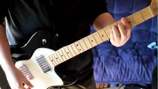 = The End & Dead! (+ solos) - My Chemical Romance - guitar cover =