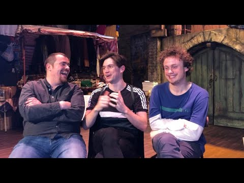 Meets The Cast Of Market Boy At The Union Theatre
