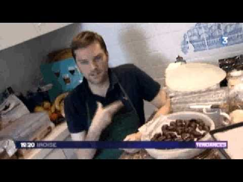 la cuisine de bernard - reportage france 2 - décembre 2010 - youtube
