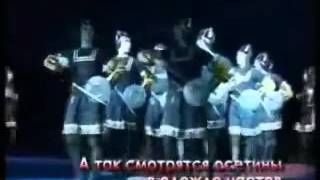 Lezginka (урок) лезгинка