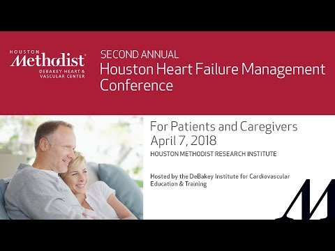 Houston Heart Failure Management Conference 2018 (April 7, 2