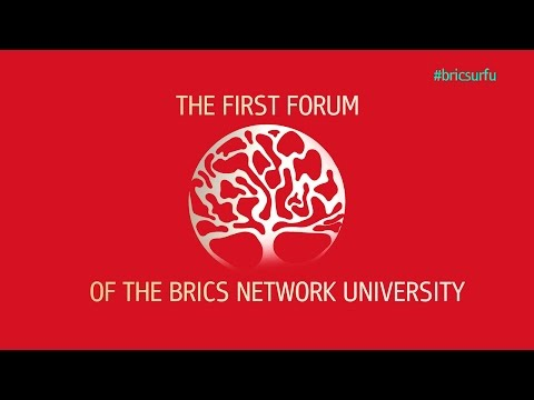 First Forum of the BRICS Network University - Opening plenary