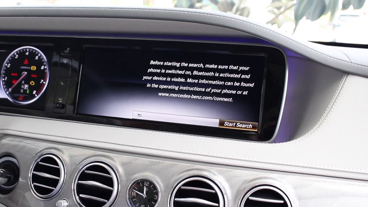 Mercedes benz c300 bluetooth setup fiat world test drive for Loeber motors mercedes benz