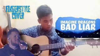Download Bad liar - imagine dragons | cover guitar fingerstyl