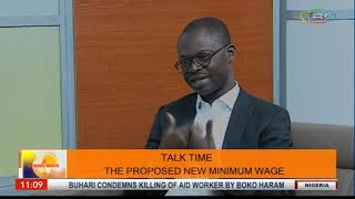 TalkTime: The Proposed New Minimum Wage