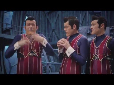 LazyTown - We Are Number One [I Numeri Uno] Italian