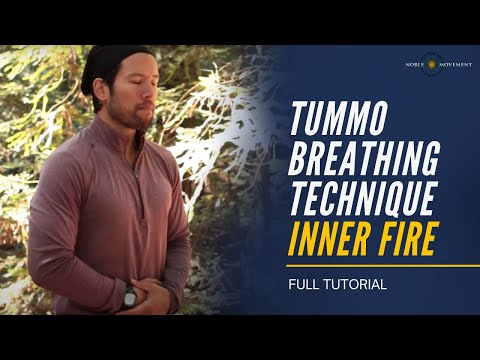 wim hof breathing instruction