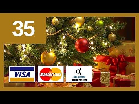 Vánoce - svátky kreditních karet, McDonaldu a Coca-Coly