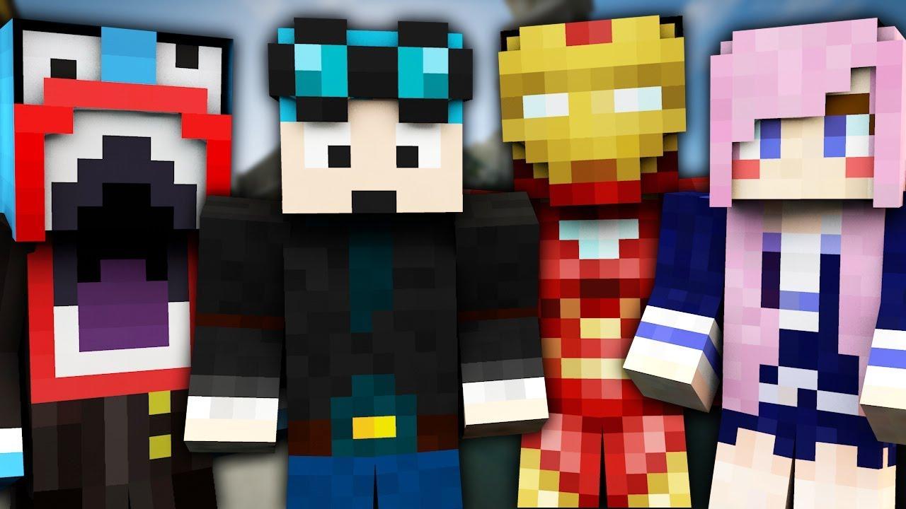 10 popular minecraft skins top minecraft skins youtube