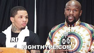 "MAYWEATHER BRUTALLY HONEST ON GERVONTA DAVIS RELATIONSHIP & FUTURE PLANS; WARNS FARMER ""CAN'T WAIT"""