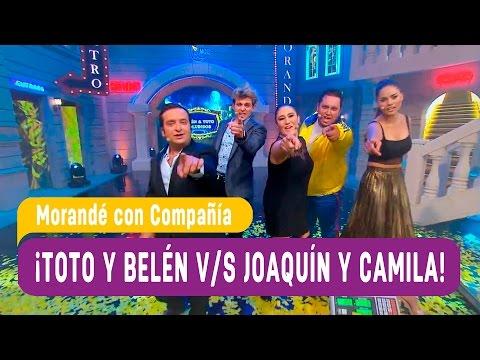 ¡Toto y Belén vs Joaquín y Camila! - Morandé con Compañía 2017