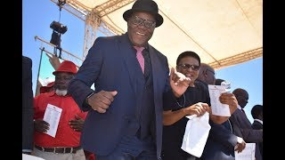 MDC Congress election results