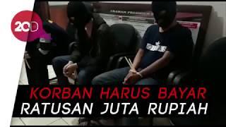Ancam Sebar Video Bugil, 3 Napi Bandung Peras 89 Wanita