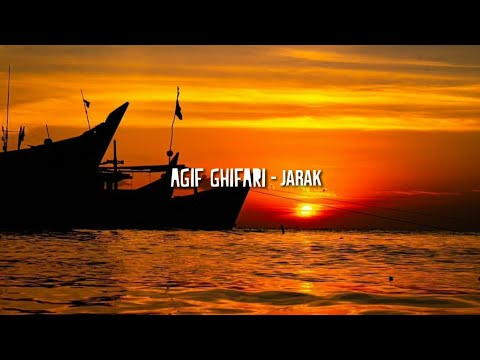 agif-ghifari---jarak-(official-lyrics-video)