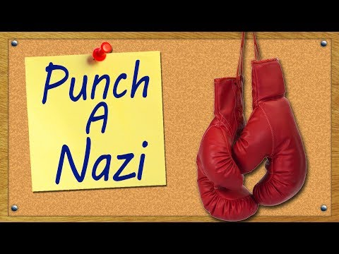 Download Youtube: Punch A Nazi