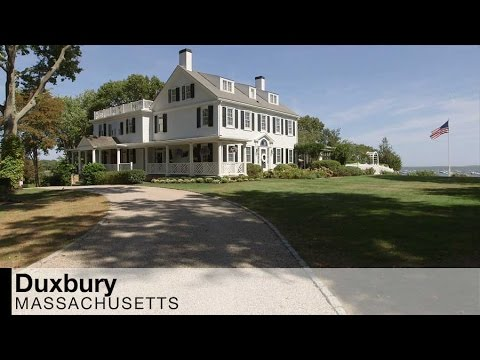 Video of 32 Long Point Lane | Duxbury, Massachusetts waterfront real estate & homes