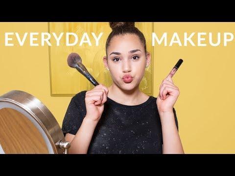 My Everyday Makeup Routine (Gracie Haschak)