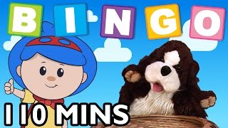 BINGO and More Nursery Rhymes by Mother Goose Club Playhouse